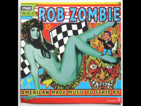 Rob zombie cartoon porn