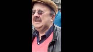 MARCHA 1 DE MAYO 2018 BOGOTÁ (1 DE 7): SALUDO DE ANDRES PARÍS (FARC)
