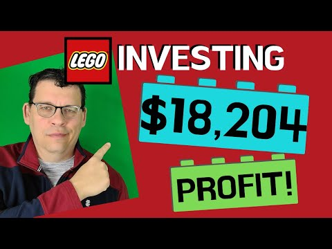 I Will Make $18,204 on this LEGO Investment!