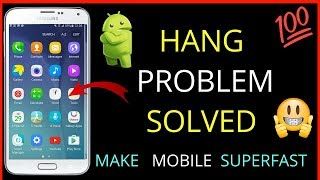 Cover images How To Solve Android Mobile Hanging Problem | Mobile Phone Hang Solution
