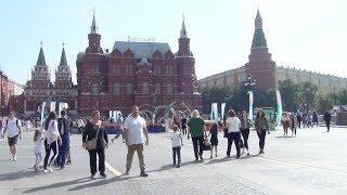 Смотреть видео Куда пойти в Москве Красная площадь Фестиваль Спасская башня онлайн