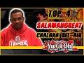 YGO Atlanta Pro-Play Tour Top 4: Salamangreat Danger - Chalana Bel-air
