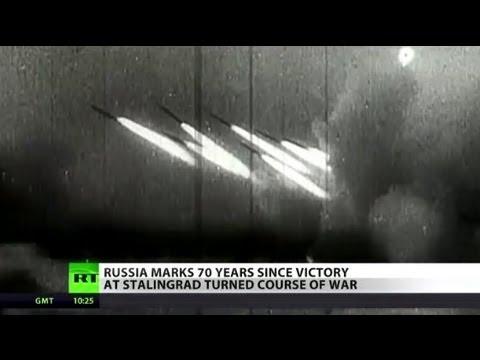'Stalingrad was hell':