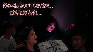 MAIN PANGGIL HANTU CHARLIE DI BALI. Diganggu Habis-Habisan.