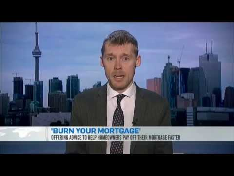 Sean Cooper - CTV News Channel - Burn Your Mortgage