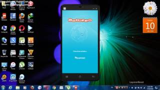 Mobizen Mirroring :How to Get Your Android Screen On Your Computer