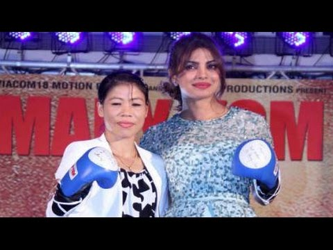 When Mary Kom Met Priyanka Chopra