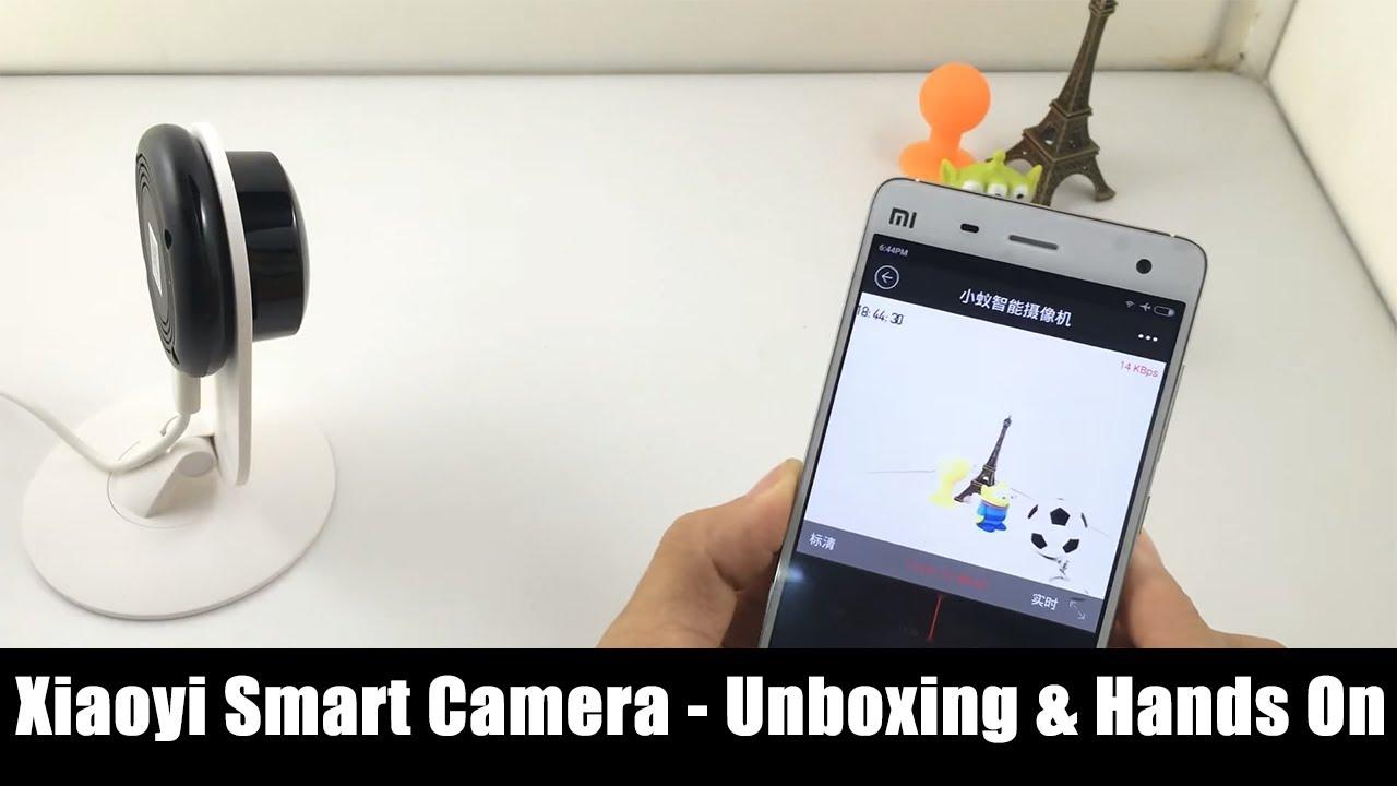 Xiaomi Ants Xiaoyi Smart Camera