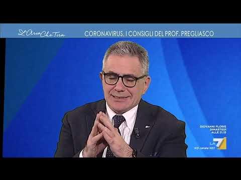 Morto di Coronavirus Direttore Ospedale Whuan, Fabrizio Pregliasco: 'Purtroppo gli operatori ...