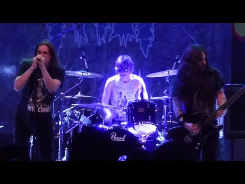 Power Trip @ Effenaar Eindhoven (The Netherlands) 2017-May-21