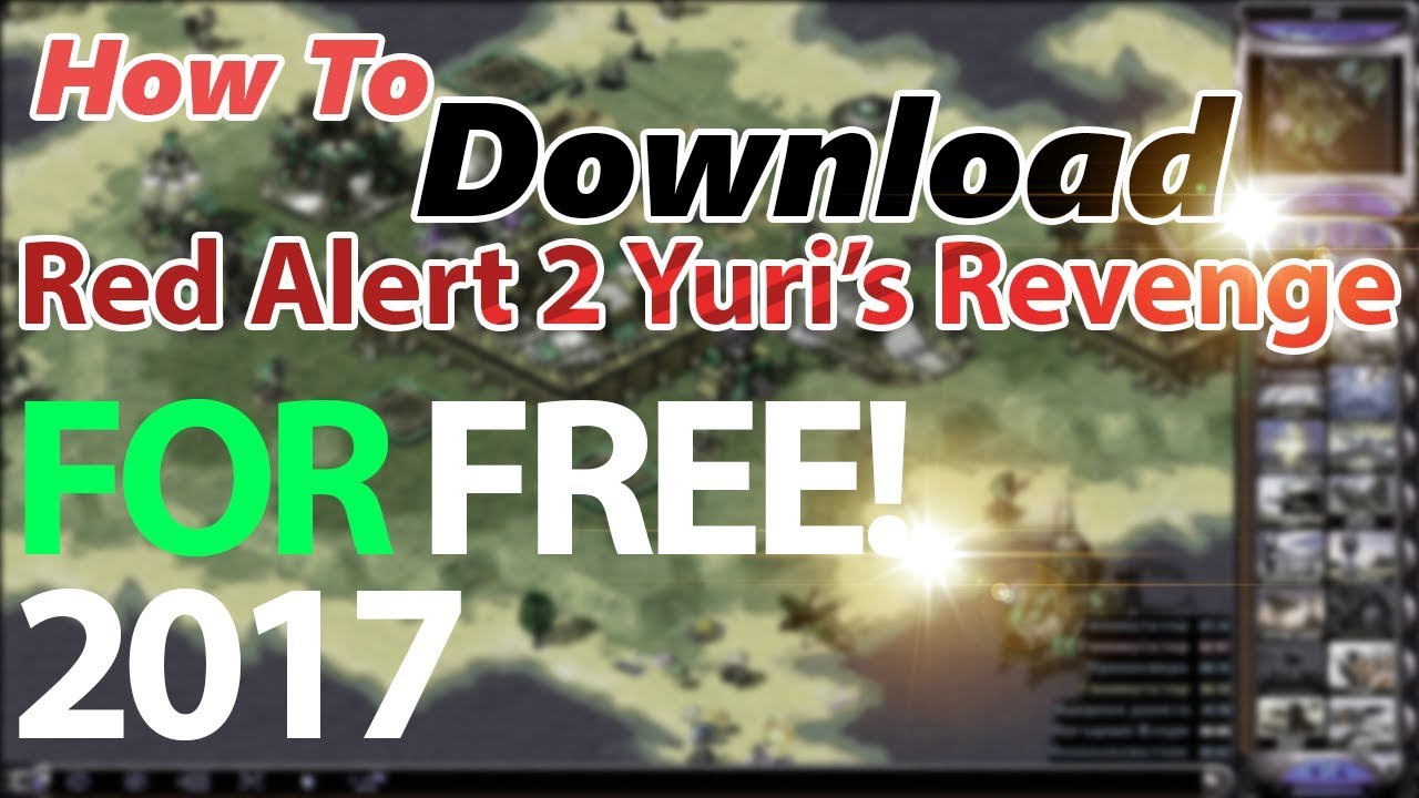 How To Download Red Alert 2 Yuri S Revenge Working 100 On Pc For