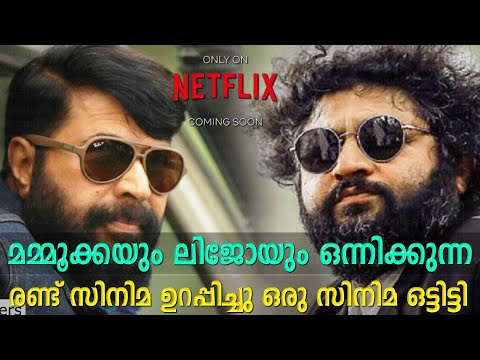 Mammootty And Lijo Jose 2 Movies Officially Confirmed | Mammootty's OTT Movie Confirmed