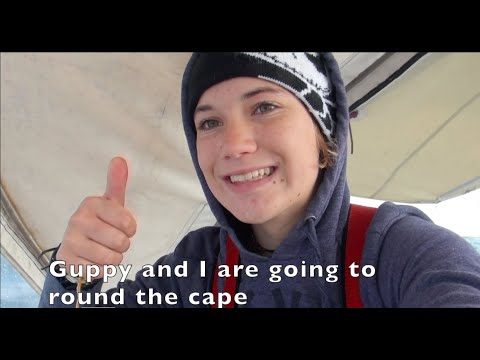 Part 7/8: Durban - Cape Town, Laura Dekker, youngest to circumnavigate the world singlehandedly