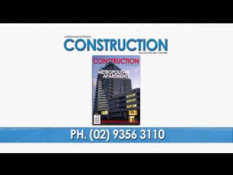 Australian National Construction Review - TV Commercial