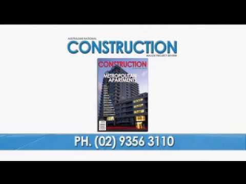 Australian National Construction Review - TV Commercial