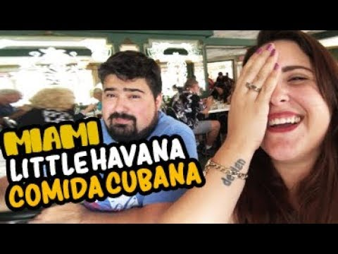 MIAMI + LITTLE HAVANA + MELHOR COMIDA CUBANA