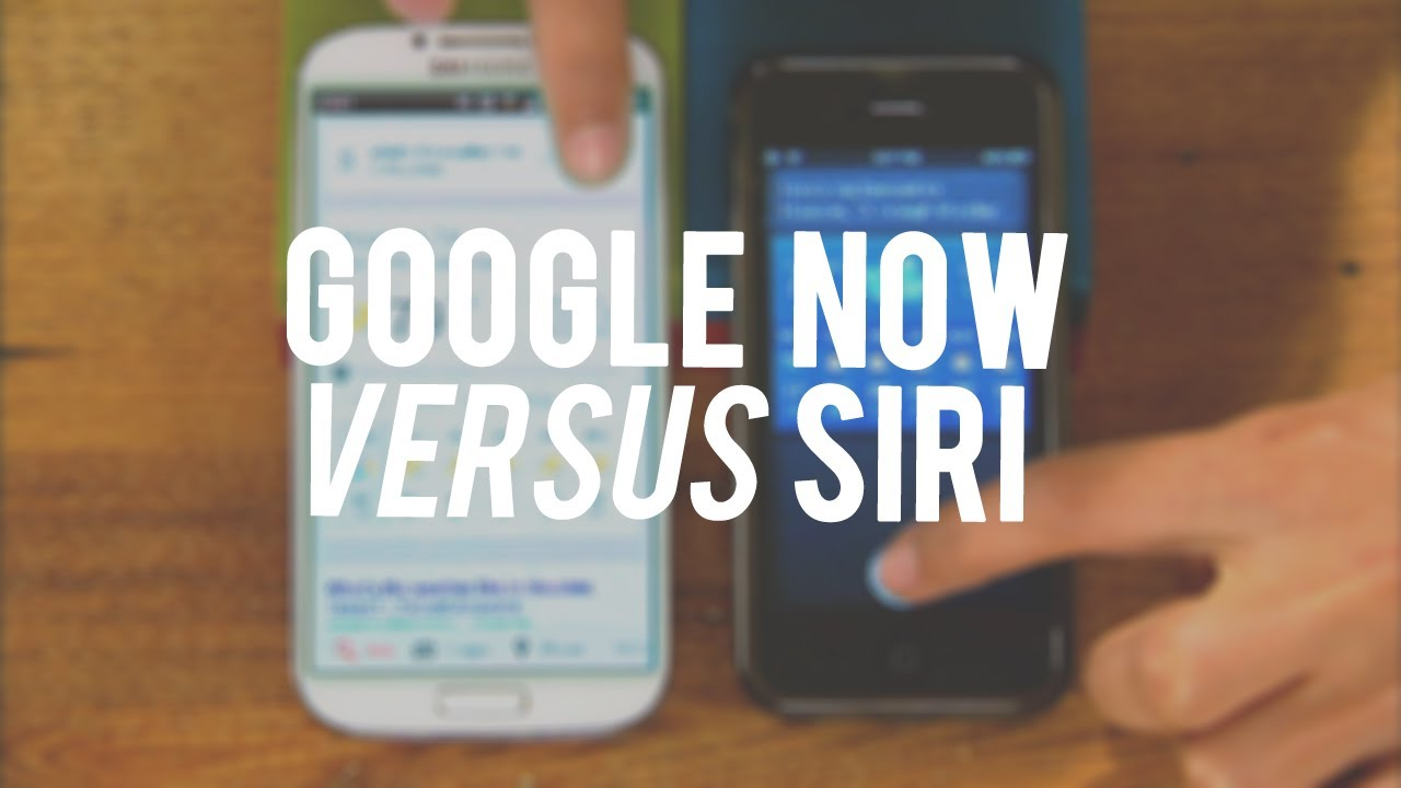 Google Assistant vs  Apple Siri: Which Is the Best Smart AI?