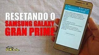 Formatando/Restaurando o Samsung Galaxy Gran Prime Duos (SM-G531) #UTICell