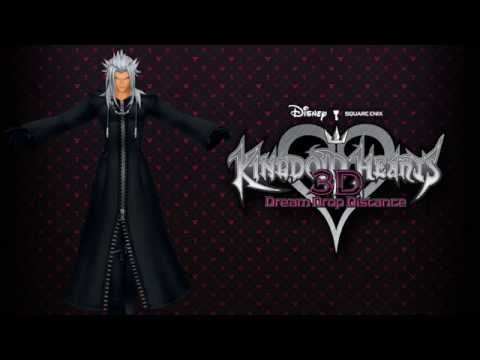 Paul St. Peter as Xemnas in Kingdom Hearts 3D [Dialogue Quotes]