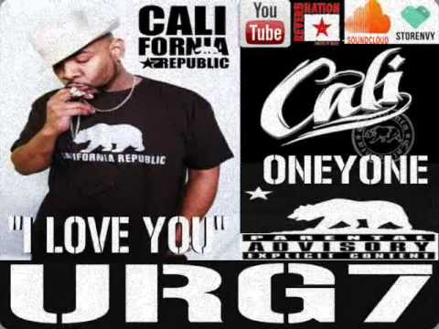NEW URG7 ONEYONE ''I LOVE YOU'' STR8HOOD...