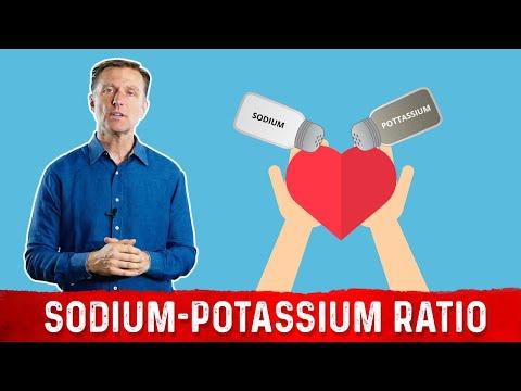 The Sodium-Potassium Ratio is More Important Than a Low Sodium Diet