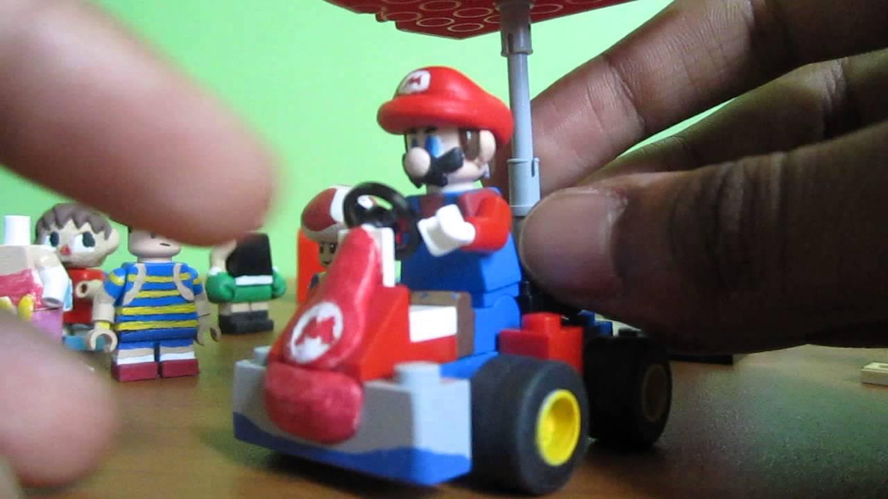 LEGO Mario Kart 8 Standard Kart! - YouTube