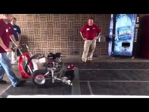 Titan training Raleigh powrliner