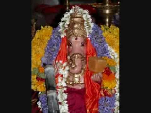 Shri Vinayakar Agaval by Awayyar sung by MSS