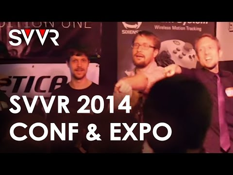 SVVR 2014 Conference & Expo
