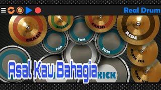 Armada - Asal Kau Bahagia (Real Drum Cover)