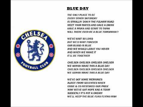 CHELSEA-BLUE DAY