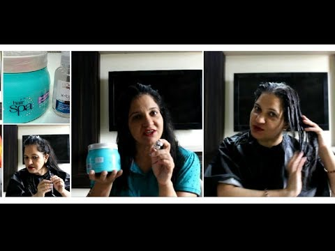 Loreal Professional Hair Spa Treatment for silky and shiny Hair at Home