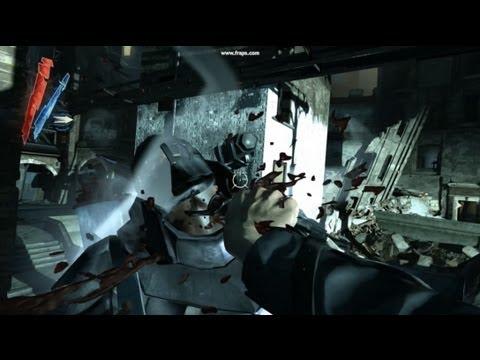 Easy Tallboy drop/jump kill (Dishonored)