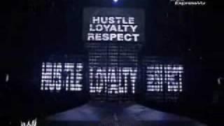 wrestlemania 22 triple h and john cena entrance