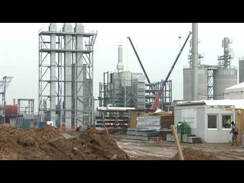 Fabryka Egger pod Biskupcem rośnie jak na drożdżach