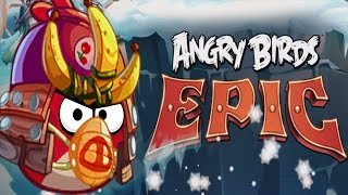 Angry Birds Epic RPG - New Birds Event The Holidays