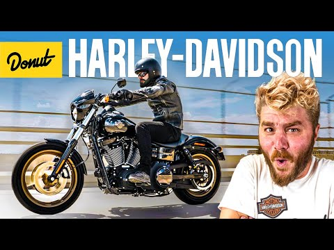 Harley-Davidson - Everything You Need to Know   Up to Speed