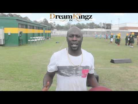 LEON WASHINGTON INTERVIEW WITH DREAMKINGFILMZ