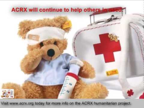 Wyoming Central School Receive Tribute & Free Medicine Coupons By Charles Myrick of ACRX