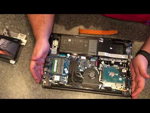 Dell Latitude 3590 Disassembly and Upgrade
