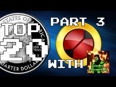 Top Twenty MegaMan Battle Network NetNavis (Part 3)