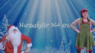 Gambar cover 23 desember 2019 - Afmæli Hurðaskellis - Jóladagatal Hurðaskellis og Skjóðu