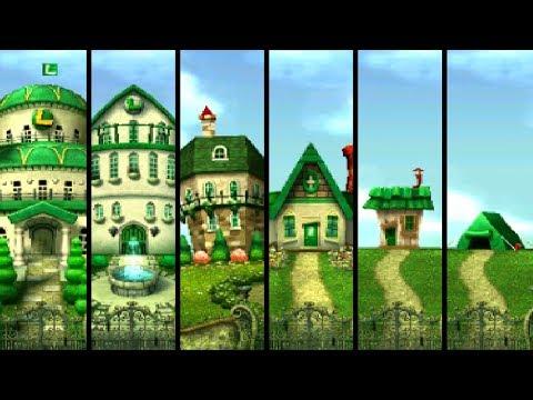 Luigi's Mansion 3DS - All Endings & Ranks + True Final Boss
