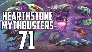 Hearthstone Mythbusters 71