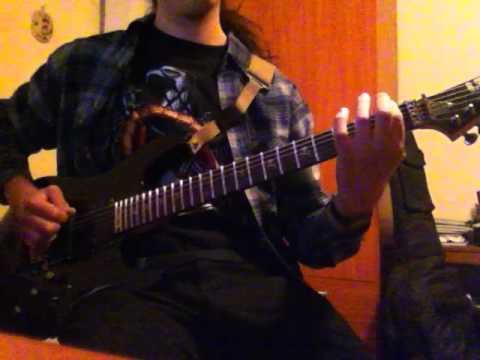 gojira the silver cord guitar cover youtube. Black Bedroom Furniture Sets. Home Design Ideas