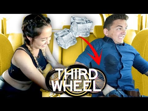 Loser gets ICE down WHERE?! | THIRD WHEEL W/ LAUREN ELIZABETH & HUNTER MARCH from YouTube · Duration:  22 minutes 18 seconds