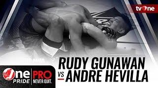 Video [HD] One Pride MMA #3: Rudy Gunawan VS Andre Hevilla - Welterweight Tournament download MP3, 3GP, MP4, WEBM, AVI, FLV Juni 2018