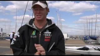 Australian Sailing Team - Sail for Gold Regatta - Day 4 Highlights