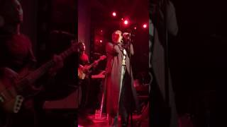 Emeli Sande at SOB 11/17/2016 Every Single Little Piece