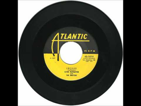 Clyde McPhatter and The Drifters - Lucille - Killer 50's R&B / Doo Wop